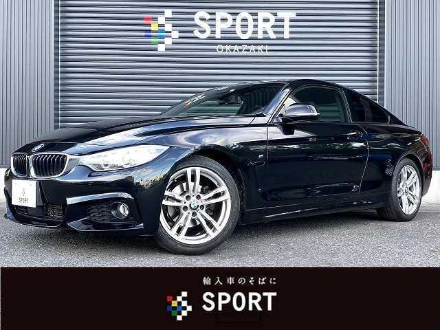 BMW 420iクーペ Mスポーツ 純正HDDTV カメラ ハーマンカード アクティブクルーズコントロール インテリセーフティ ETC スマートキー キセノン パドルシフト アルカンターラシート シートセットメモリー