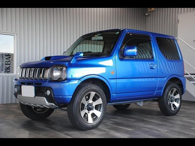 スズキ クロスアドベンチャーXC ワンオーナー CDオーディオ ETC シートヒーター ヒーター付電格ウインカードアミラー 純正16インチAW フォグ フロアマット バイザー ヘッドライトレベライザー 背面タイヤ 4WD