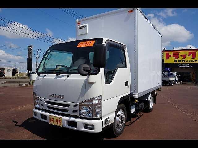 いすゞ エルフトラック 1.5t FFL Wタイヤ パネルバン