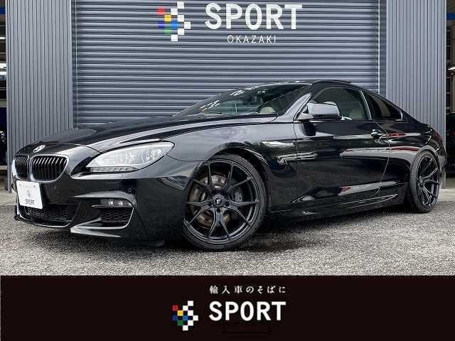 BMW 6シリーズ 640iクーペ Mスポーツ 純正HDDTV カメラ 本革 サンルーフ VORSTEINER鍛造20AW 車庫調 アイドリングストップ スマートキー LEDヘッド シートセットメモリー シートヒーター コーナーセンサー ETC