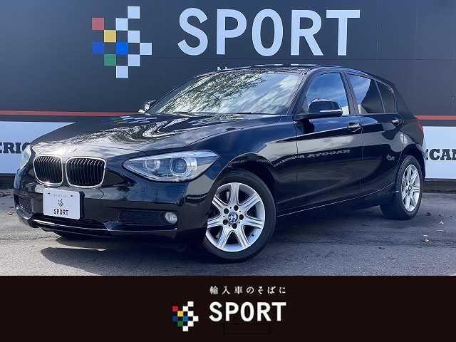 BMW 116i 純正HDDナビ ミュージックサーバー DVD再生 ステアリングスイッチ ETC プッシュスタート HIDヘッドライト 純正アルミホイール