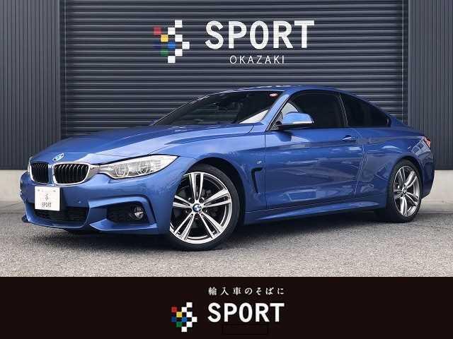 BMW 420iクーペ Mスポーツ 純正HDD カメラ アクティブクルーズコントロール インテリジェントセーフティ ETC シートセットメモリー アイドリングストップ コーナーセンサー パドルシフト 純正AW