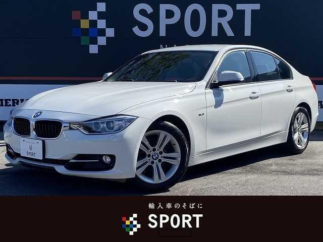 BMW 320i スポーツ インテリジェントセーフティ 純正HDDナビ Bカメラ クルーズコントロール シートメモリー コンフォートアクセス HIDヘッドライト ミラーインETC 純正アルミホイール