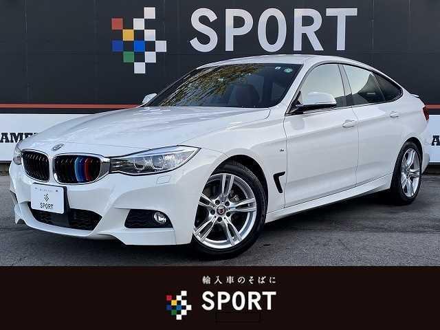 BMW 320iグランツーリスモ Mスポーツ アクティブクルーズコントロール インテリジェントセーフティ 純正HDDナビ バックカメラ 赤革シート シートヒーター・メモリー パワーバックドア コンフォートアクセス ミラーインETC 純正AW