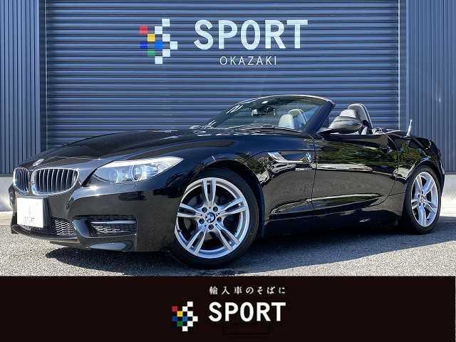 BMW Z4 sDrive20i Mスポーツ 純正HDDナビ バックモニター 黒革シート ヘッドライト シートヒーター・メモリー ミラーインETC 純正アルミホイール パドルシフト