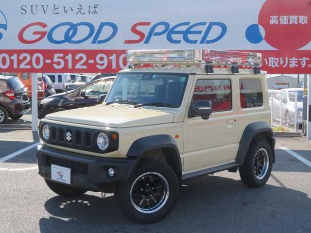 スズキ ジムニーシエラ JC 4WD MT ETC SDフルセグナビ ヒッチメンバ