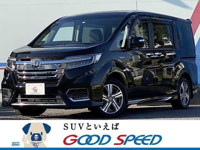 ホンダ HYBRID G Honda SENSING 10型SDナビTV バックカメラ 両側電動スライドドア ホンダセンシング ETC ワクワクゲート レーダークルーズコントロール スマートキー LEDヘッド スマートキー