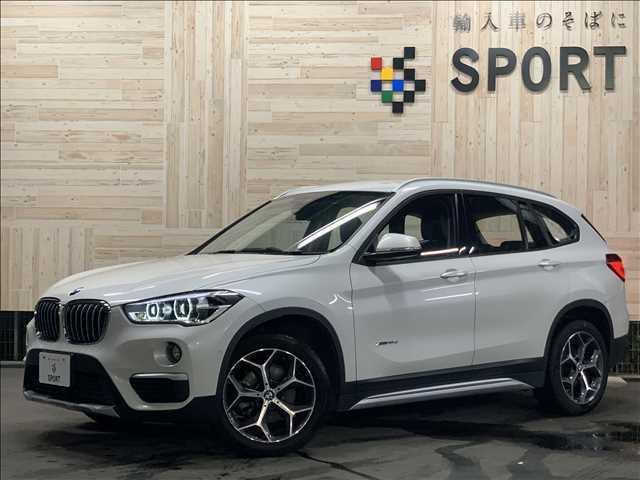 BMW ディーゼル xDrive 18d xLine アクティブクルーズコントロール インテリジェントセーフティ 純正ナビ バックカメラ ハーフレザー シートヒーター ヘッドアップディスプレイ パワーバックドア LEDヘッドライト コンフォートアクセス