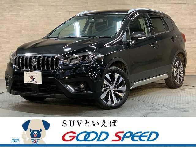 スズキ ベースグレード SDナビ フルセグTV クルーズコントロール シートヒーター スマートキー Bluetooth ルーフレール 4WD