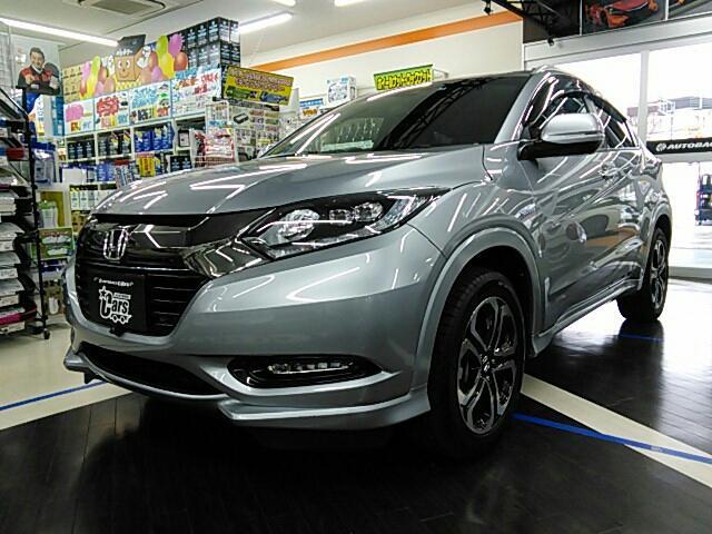 ホンダ 1500 HYBRID Z・Honda SENSING 5ドア