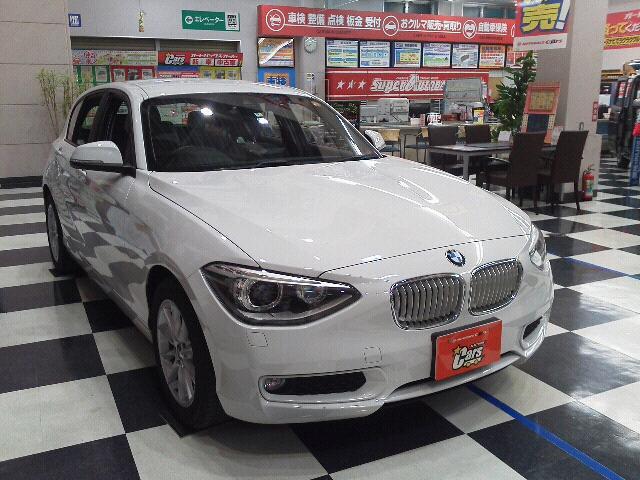 BMW 1シリーズ 116i 右ハンドル (検31.8)