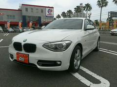 BMW116i スポーツ 純正カーナビ