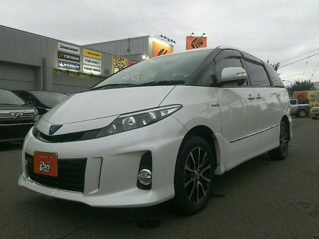 トヨタ アエラス Premium Edition 7人乗