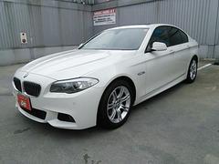 BMW523iMスポーツPKG サンルーフ ナビ フルセグ Bカメ