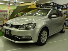 VW ポロTSI コンフォートライン アップグレードパッケージ