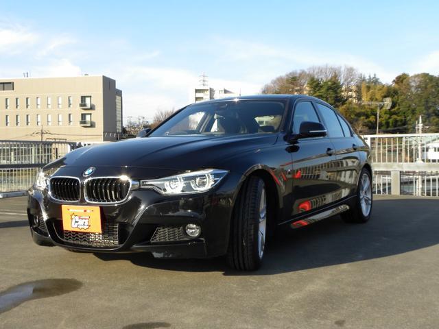 BMW 318i Mスポーツ 純正ナビ Bカメラ 18インチアルミ