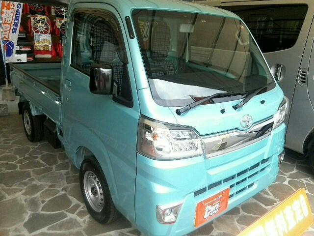 トヨタ 660 スタンダード 2ドア 4FAT 4WD 2人 3方開