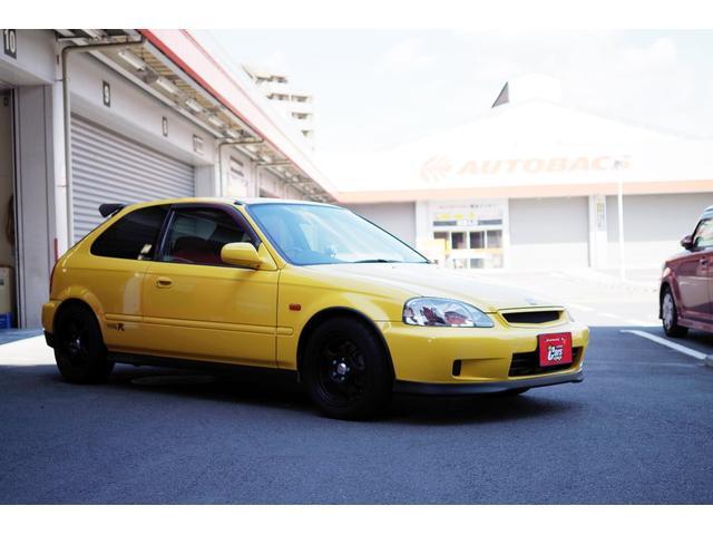 ホンダ 1600 タイプR 3ドア 5FMT 2WD