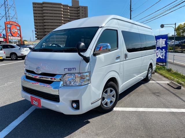 トヨタ キャンパー鹿児島 レム セカンドアクト KULOS 2WD