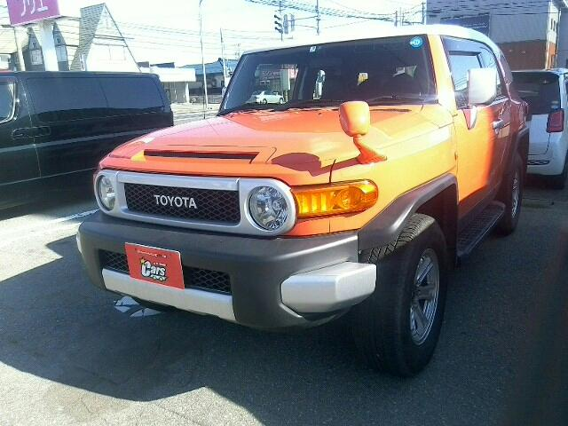 トヨタ 4000 5ドア 5FAT 4WD 5人