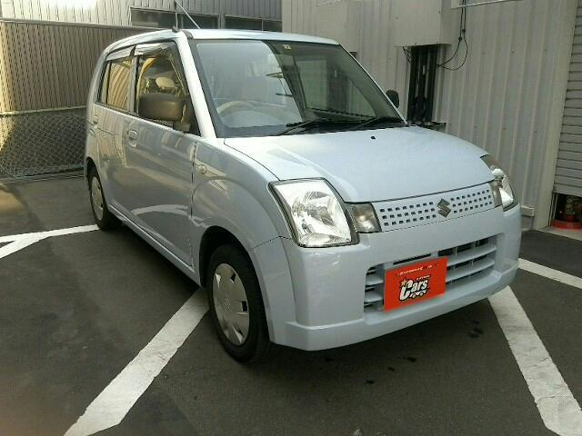スズキ アルト 660 G 5ドア 3FAT 2WD 4人 (検...