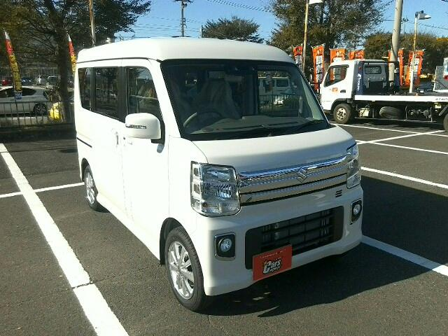 「スズキ」「エブリイワゴン」「コンパクトカー」「福井県」の中古車
