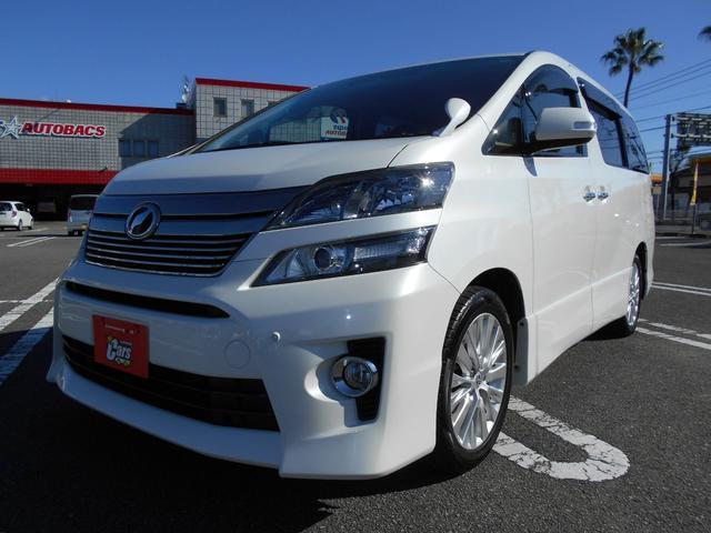 トヨタ 2.4Z 後席モニター カーナビ フルセグTV