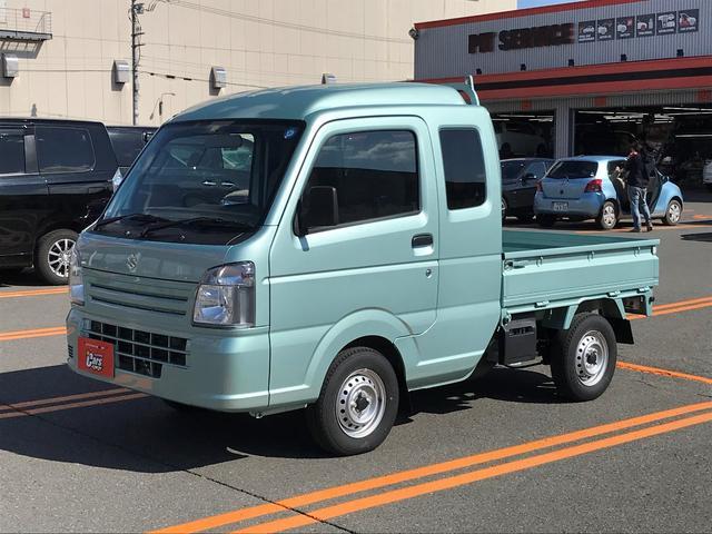 スズキ スーパーキャリイ L 4WD 誤発進制御機能