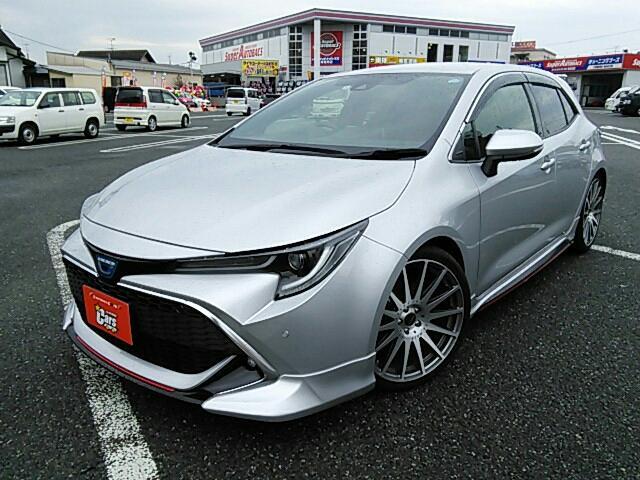 トヨタ HYBRID G Z