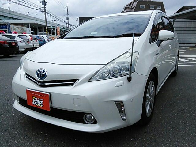 トヨタ S5人ナビテレビ当社買取車保証付