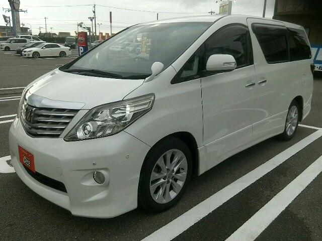 トヨタ 2400 240S 5ドア DCVT 2WD 7人