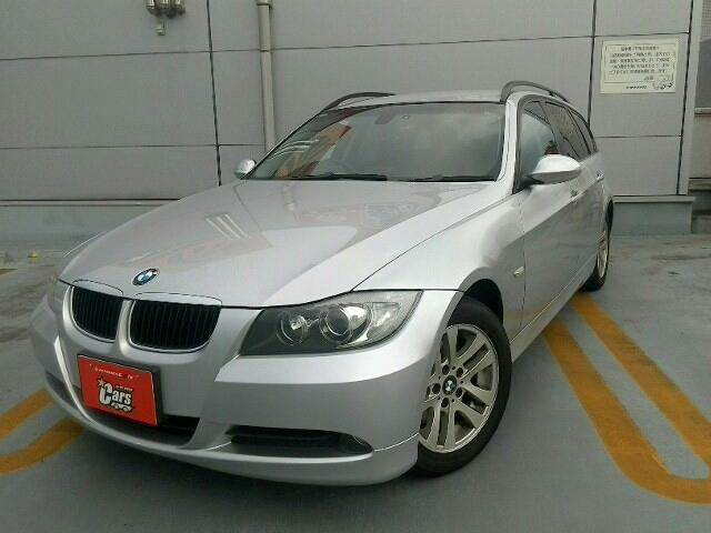 BMW 320iツーリング キーレス フルセグ ナビ&TV エアバッグ 電動シート オートマ ディーラー車 フル装備 HIDヘッドライト ETC スマートキー