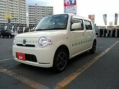 ミラココアココアX 4WD キーレス アイドリングストップ エアバッグ オートマ フル装備 助手席エアバッグ スマートキー