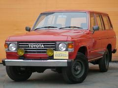ランドクルーザーバンGX ノーマルコンディション 前期モデル ガソリン4速MT