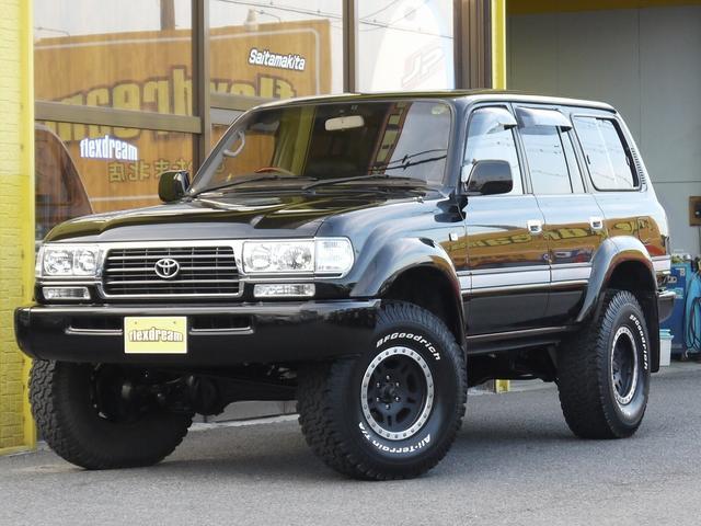 トヨタ VX-LTD プロコンプAW×BFグッドリッチATタイヤ