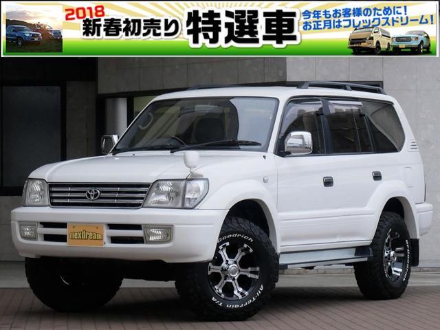 トヨタ TX-LTD 2.7L 8人乗り HDDナビ 1年保証付