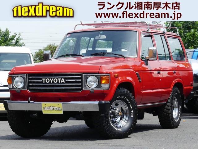 米国トヨタ GX 逆輸入 NOxPM適合 シート張替済み ルーフキャリア