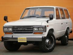ランドクルーザー60GX ガソリン5速マニュアル車 ランクル60角目4灯フェイス