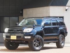 ハイラックスサーフSSR−G 4WD 純正ブラック 新品タイヤ リフトUP