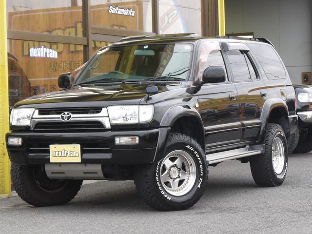 トヨタ SSR-X リフトUP ザイジクスAW×BFグッドリッチ