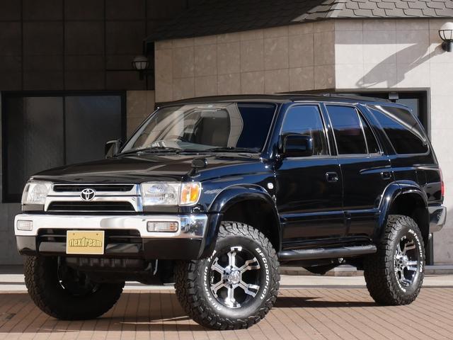 トヨタ SSR-X ブラックレザー内装 四本出しマフラー 背面レス