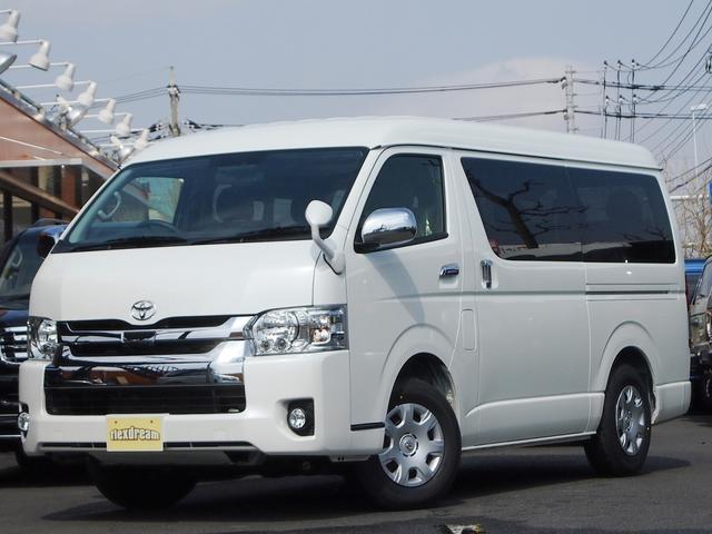 トヨタ GL メーカーオプション込 ナビ&フリップダウンモニター