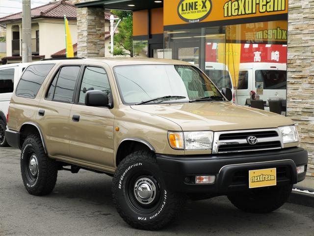 トヨタ SSR-V ナロー換装 ベージュ 全塗装 グッドリッチ ナビ