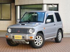 パジェロミニスキッパーV 4WD ターボ 5MT 夏冬タイヤ有