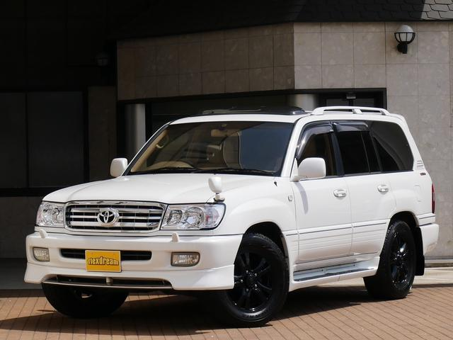 トヨタ VX-LTD Gセレ 50thアニバー 背面レス HDDナビ