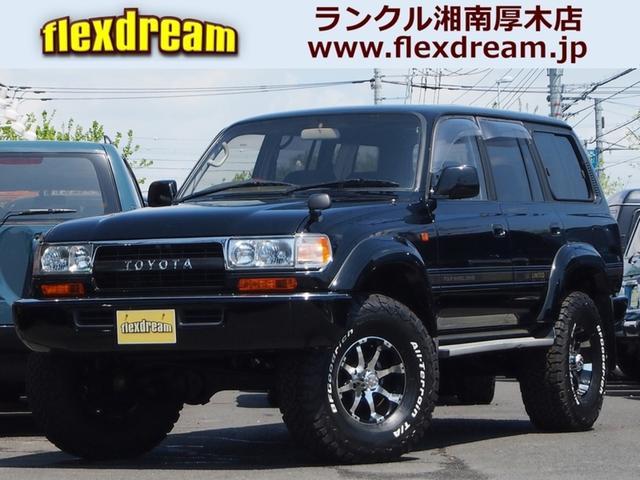 トヨタ VX-LTD 3インチアップ 新品タイヤ MKWアルミ