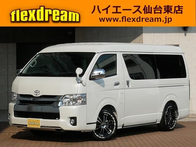 トヨタ GL 4WD 【内装架装】ライトキャンピング