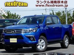 ハイラックス 2.4Z4WD LINE-Xスプレーオンベッドライナー(トヨタ)