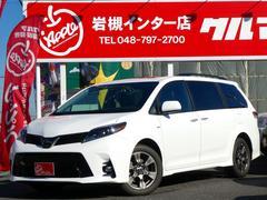 シエナ19yモデル SEプリファード 4WD TSS−P8速AT