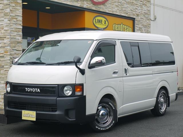 トヨタ ロングワイドスーパーGL 4WD ベットキット ナビ ETC